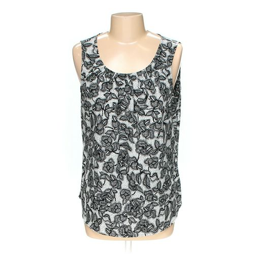Croft & Barrow Sleeveless Top in size L at up to 95% Off - Swap.com