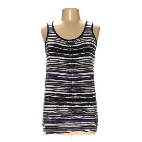 Daisy Fuentes Sleeveless Top in size L at up to 95% Off - Swap.com