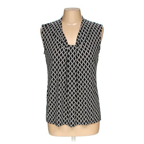 Dana Buchman Sleeveless Top in size M at up to 95% Off - Swap.com