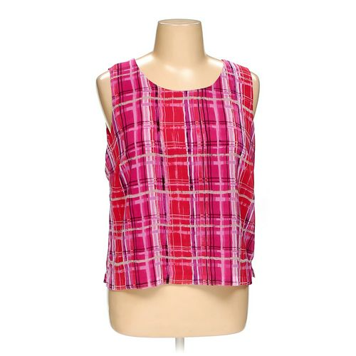 Draper's & Damon's Sleeveless Top in size XL at up to 95% Off - Swap.com