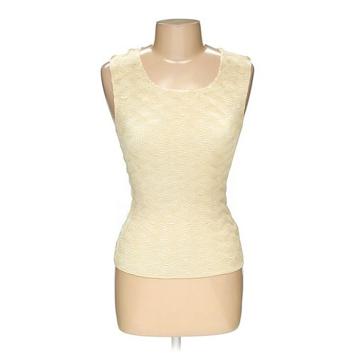 dressbarn Sleeveless Top in size L at up to 95% Off - Swap.com