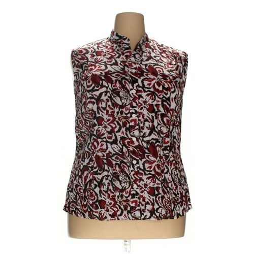 East 5th Sleeveless Top in size 1X at up to 95% Off - Swap.com
