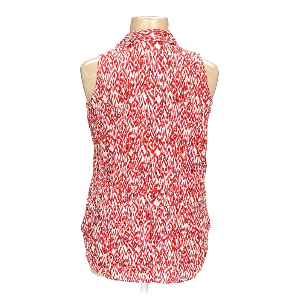 f4820172f53f0 Faded Glory Sleeveless Top in size XL at up to 95% Off - Swap.com
