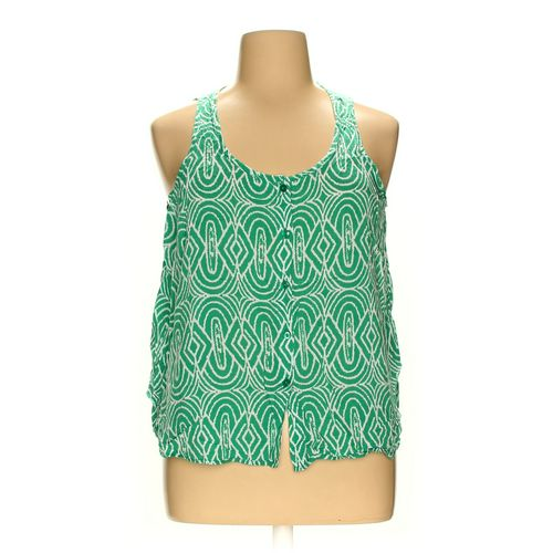 Faded Glory Sleeveless Top in size XXL at up to 95% Off - Swap.com
