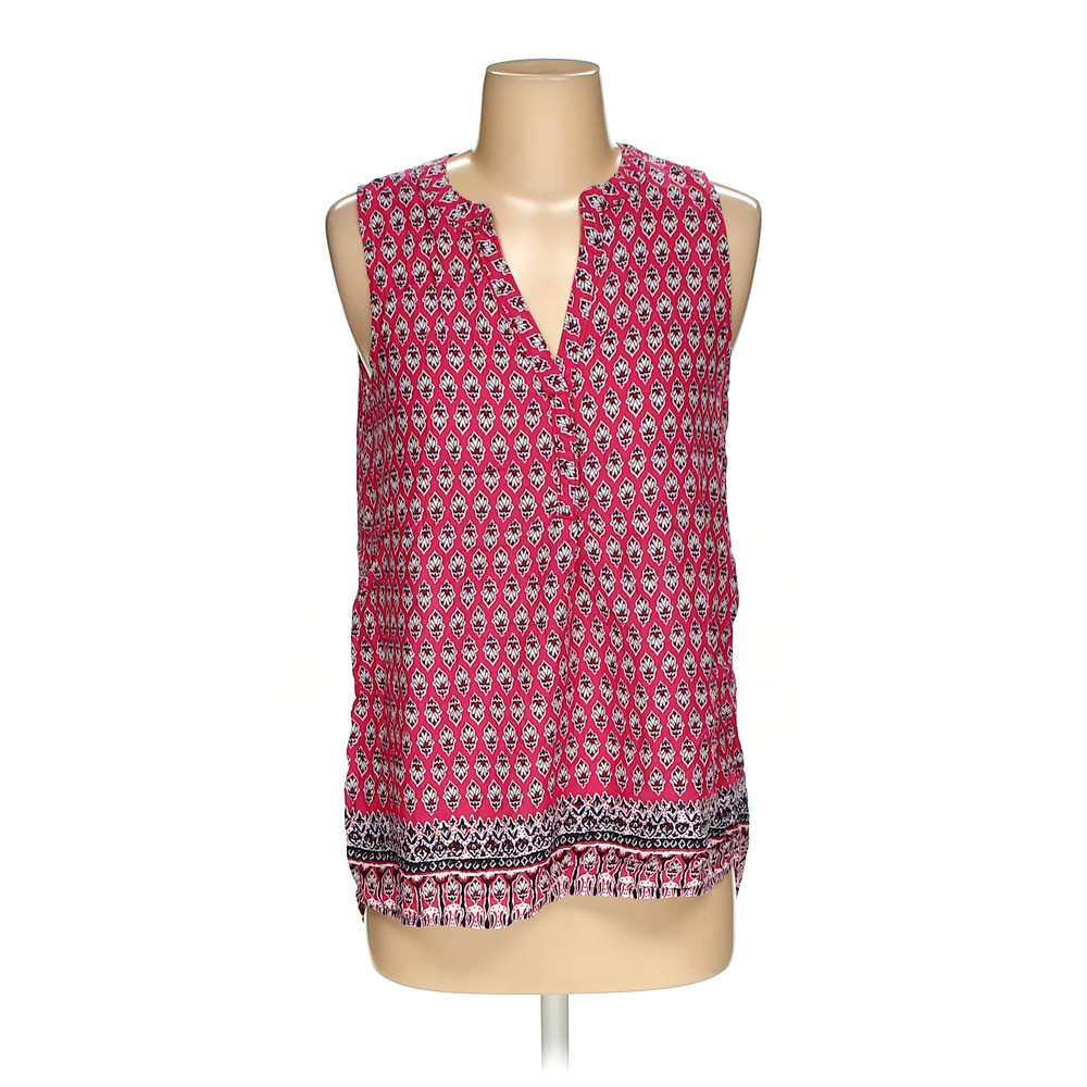 06685ae5bdb61 Faded Glory Sleeveless Top in size S at up to 95% Off - Swap.