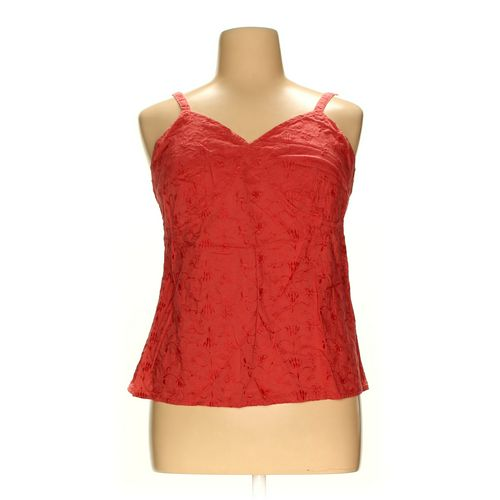 Fashion Bug Sleeveless Top in size 18 at up to 95% Off - Swap.com