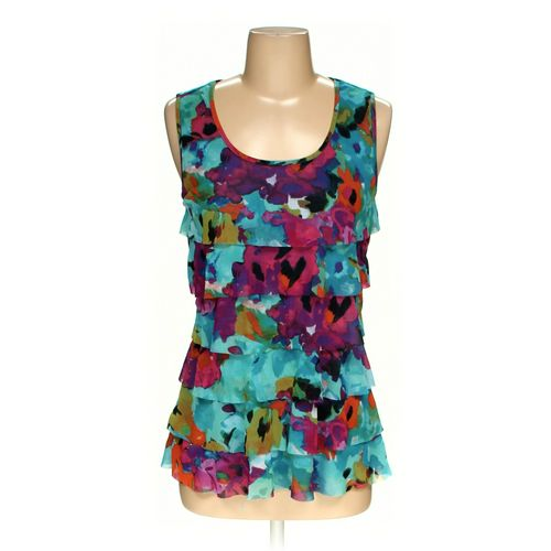 Fashion Bug Sleeveless Top in size S at up to 95% Off - Swap.com