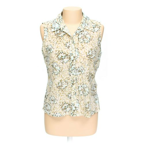 Geoffrey Beene Sleeveless Top in size 12 at up to 95% Off - Swap.com