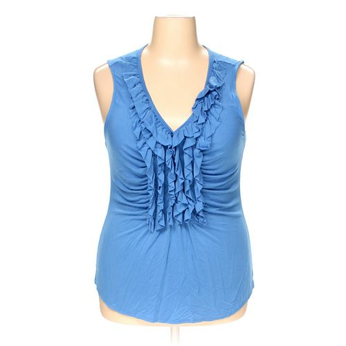 Grace Elements Sleeveless Top in size XXL at up to 95% Off - Swap.com