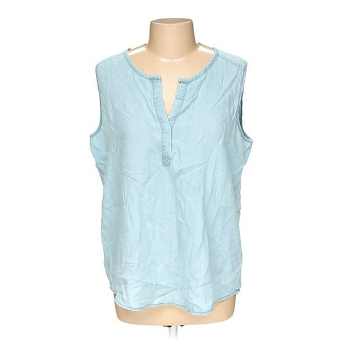 Grand & Green Sleeveless Top in size L at up to 95% Off - Swap.com