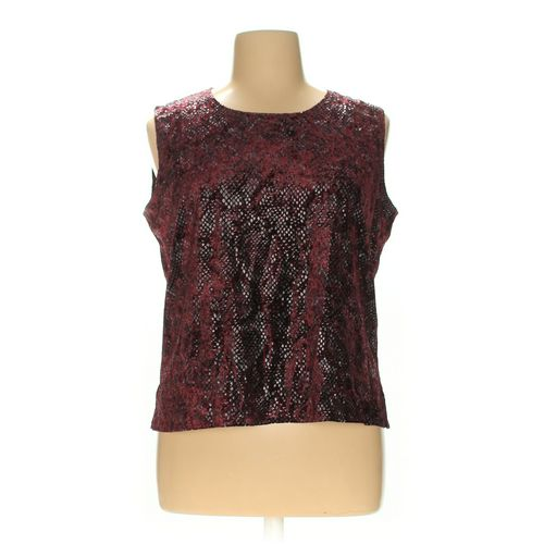 Graver Studio Sleeveless Top in size XL at up to 95% Off - Swap.com