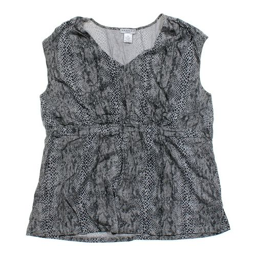 HANNAH Sleeveless Top in size 2X at up to 95% Off - Swap.com
