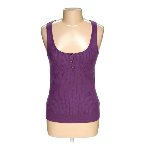 Isaac Mizrahi Sleeveless Top in size M at up to 95% Off - Swap.com