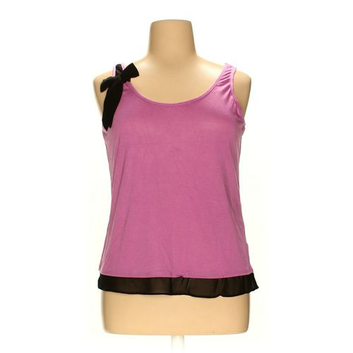 Jaclyn Smith Sleeveless Top in size XL at up to 95% Off - Swap.com