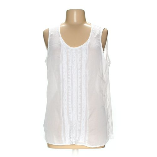 J.Jill Sleeveless Top in size L at up to 95% Off - Swap.com