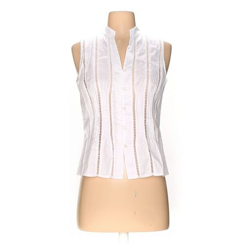 Jones New York Sleeveless Top in size S at up to 95% Off - Swap.com