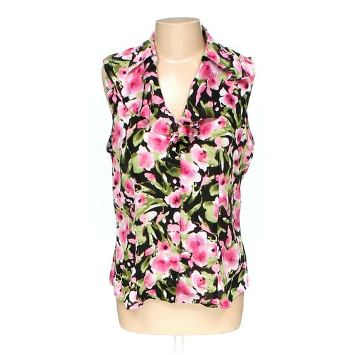 Jones New York Sleeveless Top in size L at up to 95% Off - Swap.com