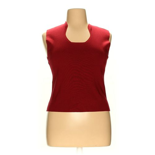 Josephine Chaus Sleeveless Top in size XL at up to 95% Off - Swap.com