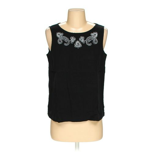 Karen Scott Sleeveless Top in size S at up to 95% Off - Swap.com