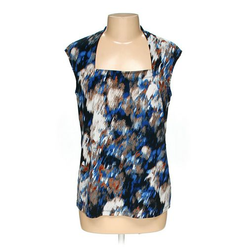 KASPER Sleeveless Top in size L at up to 95% Off - Swap.com