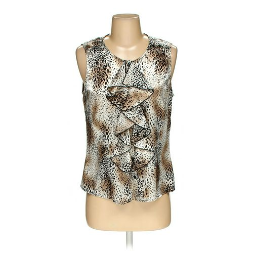 KASPER Sleeveless Top in size S at up to 95% Off - Swap.com