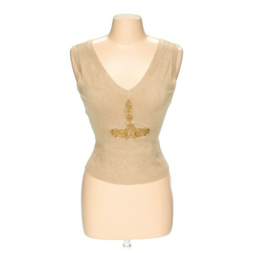 Kenar Sleeveless Top in size M at up to 95% Off - Swap.com