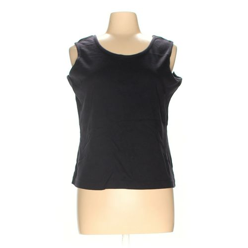 Lands' End Sleeveless Top in size L at up to 95% Off - Swap.com