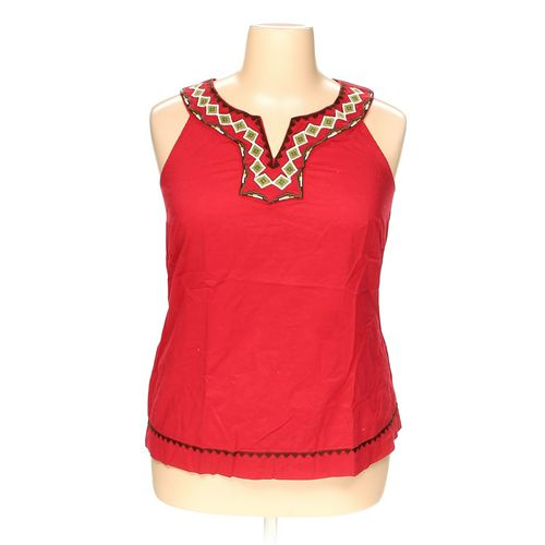 Lane Bryant Sleeveless Top in size 18 at up to 95% Off - Swap.com