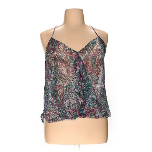 Lily White Sleeveless Top in size XL at up to 95% Off - Swap.com