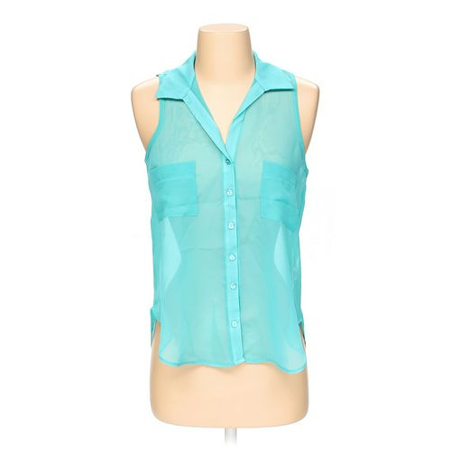 Lily White Sleeveless Top in size XS at up to 95% Off - Swap.com