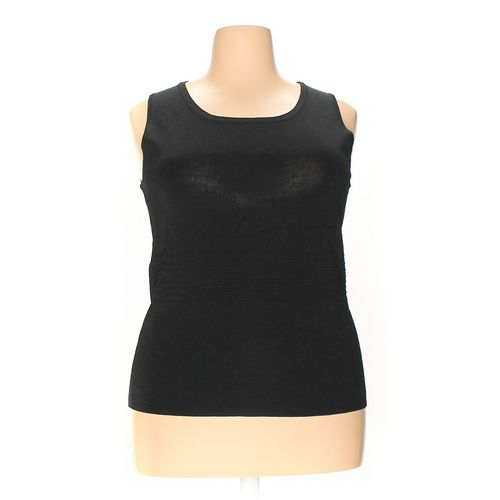 Linda Matthews Sleeveless Top in size 2X at up to 95% Off - Swap.com