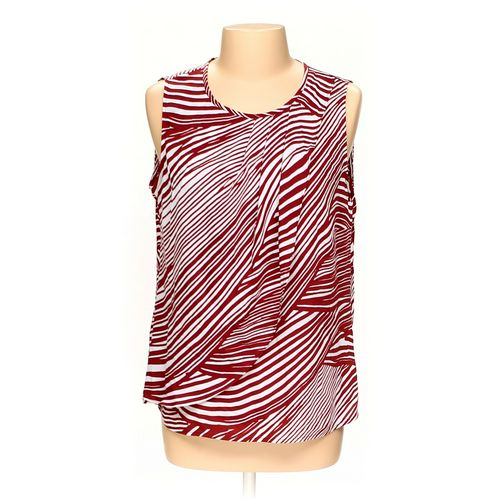Liz Claiborne Sleeveless Top in size M at up to 95% Off - Swap.com