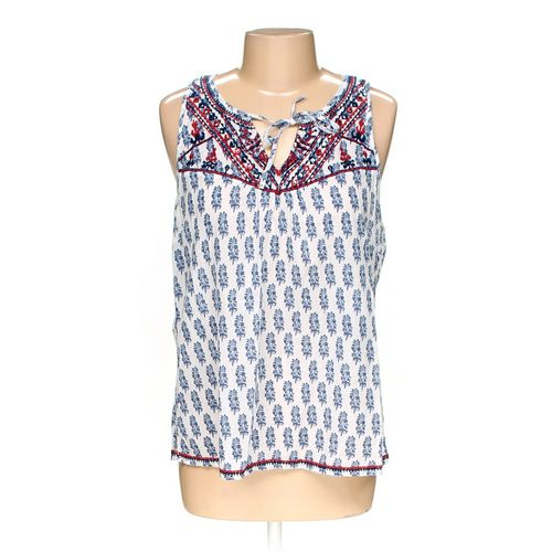 Lucky Brand Sleeveless Top in size L at up to 95% Off - Swap.com