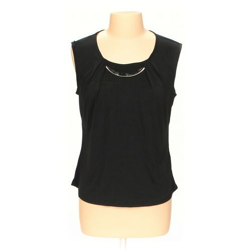 M & E Sleeveless Top in size L at up to 95% Off - Swap.com