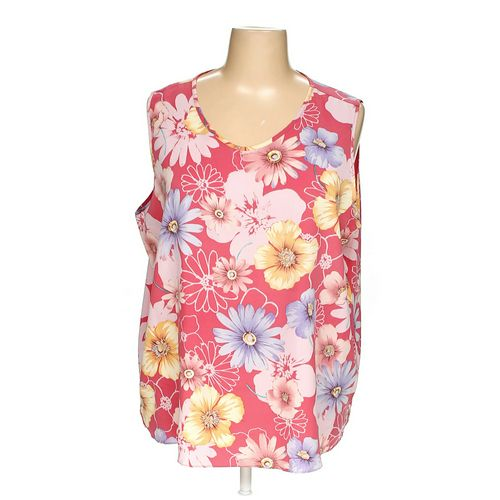 Maggie Sweet Sleeveless Top in size 3X at up to 95% Off - Swap.com