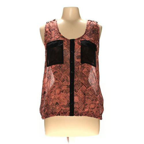 Material Girl Sleeveless Top in size L at up to 95% Off - Swap.com