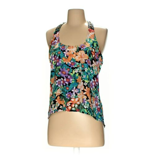 Material Girl Sleeveless Top in size M at up to 95% Off - Swap.com