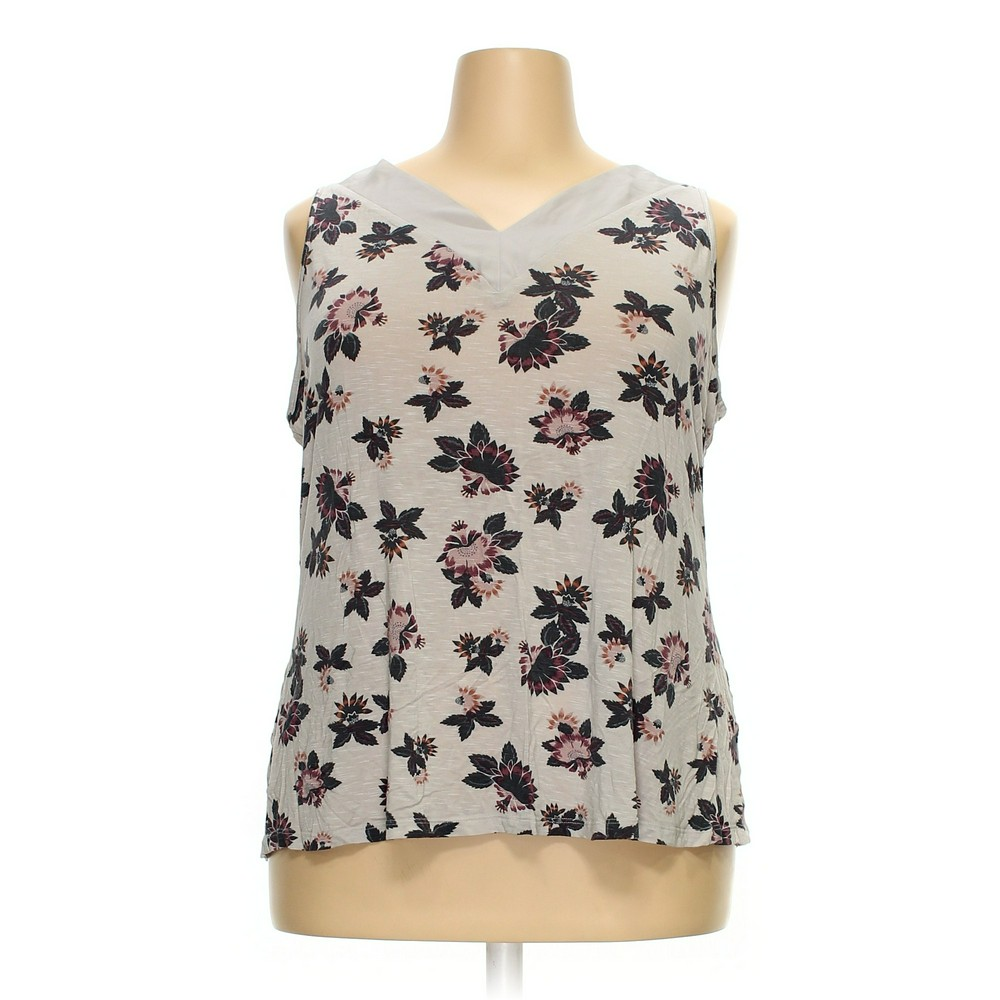 ebc2eb2b428ba Maurices Sleeveless Top in size 2X at up to 95% Off - Swap.com