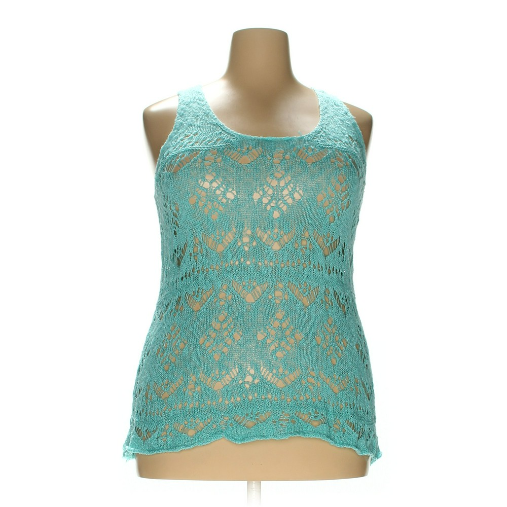 85de381ebdb1e Maurices Sleeveless Top in size XL at up to 95% Off - Swap.com