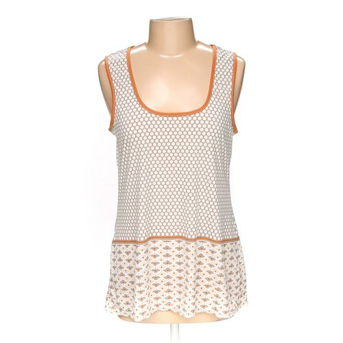 Max Studio Sleeveless Top in size L at up to 95% Off - Swap.com