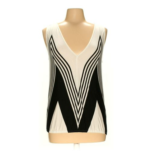 Max Studio Sleeveless Top in size M at up to 95% Off - Swap.com