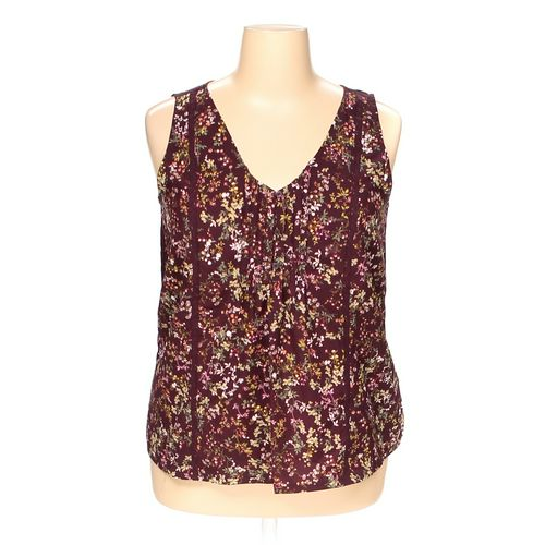 Merona Sleeveless Top in size XXL at up to 95% Off - Swap.com