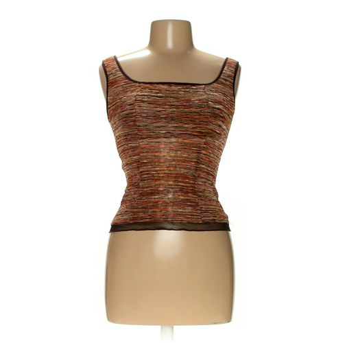MSK Sleeveless Top in size M at up to 95% Off - Swap.com