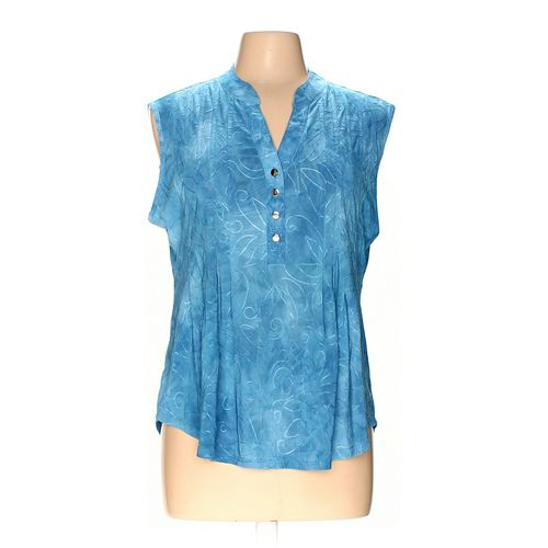NEW DIRECTIONS Sleeveless Top in size L at up to 95% Off - Swap.com