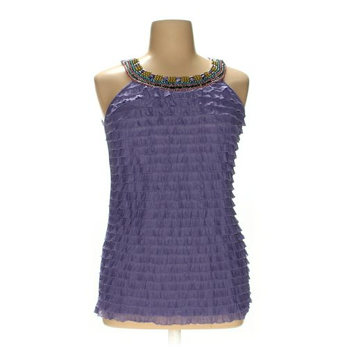 NEW DIRECTIONS Sleeveless Top in size XL at up to 95% Off - Swap.com
