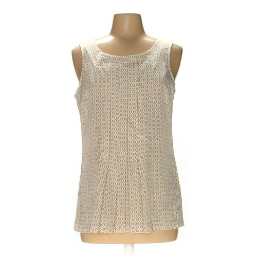 New York & Company Sleeveless Top in size M at up to 95% Off - Swap.com