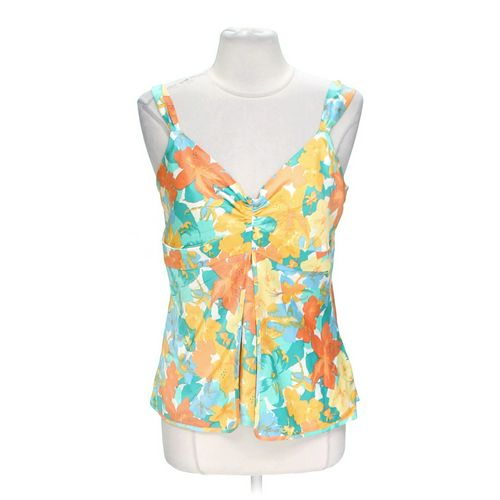 Nicole by Nicole Miller Sleeveless Top in size 12 at up to 95% Off - Swap.com