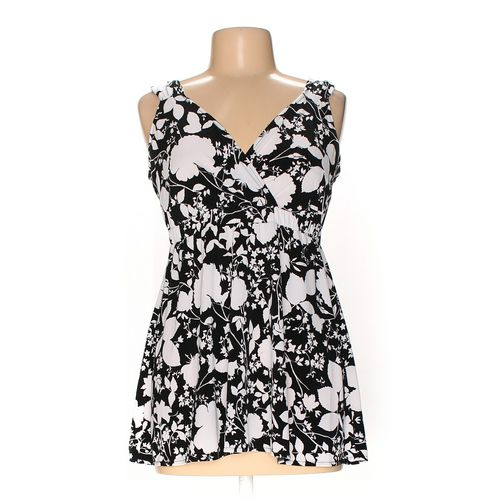 Nine West Sleeveless Top in size L at up to 95% Off - Swap.com