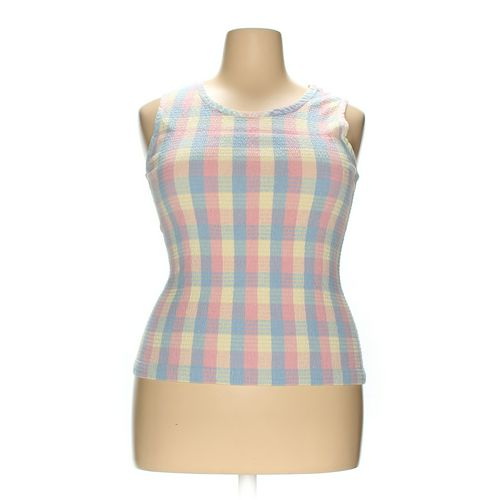 NorthCrest Sleeveless Top in size 18 at up to 95% Off - Swap.com