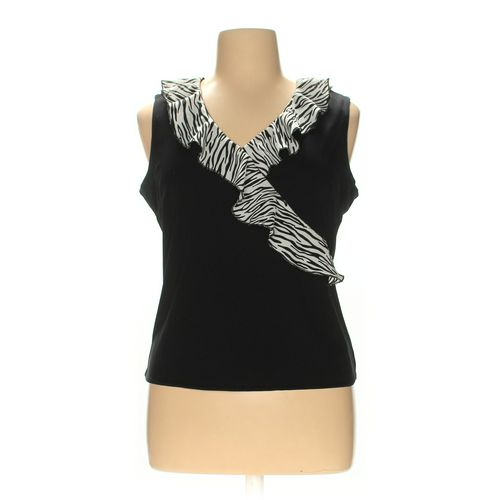Norton McNaughton Sleeveless Top in size XL at up to 95% Off - Swap.com